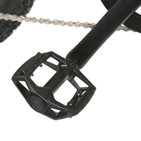 Image of NAKTO Santa Monica Electric Bike pedal close up