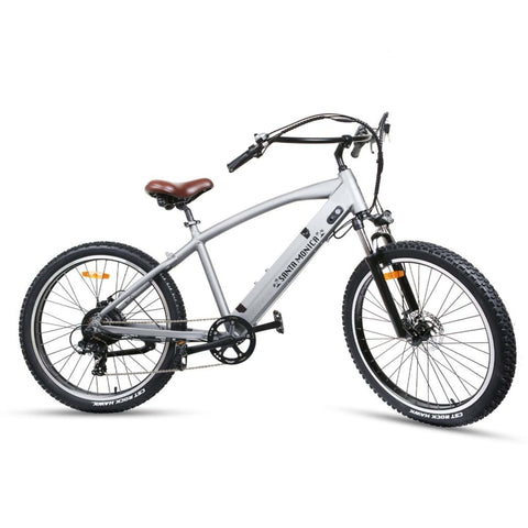 Image of NAKTO Santa Monica Electric Bike side view