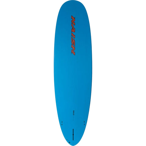 Image of Naish S25 Nalu 10'6'' SUP board bottom blue