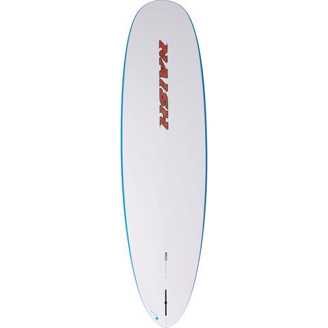 Image of Naish S25 Nalu 10'6'' SUP white board bottom