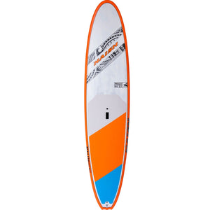 Naish S25 Nalu S-Glass Sandwich SUP top