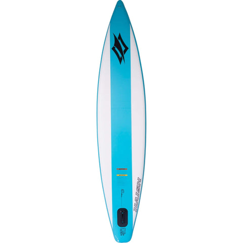 Image of Naish S25 One Air Inflatable SUP blue rear