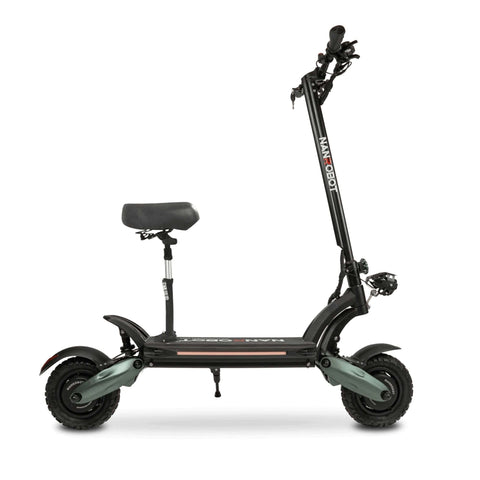 Image of Nanrobot D6+ Electric Scooter with seat