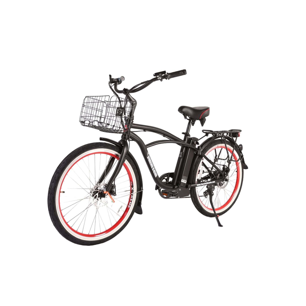 Newport Elite Max 36 Volt Electric Bike Black