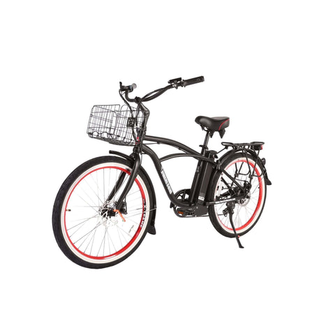 Image of Newport Elite Max 36 Volt Electric Bike Black