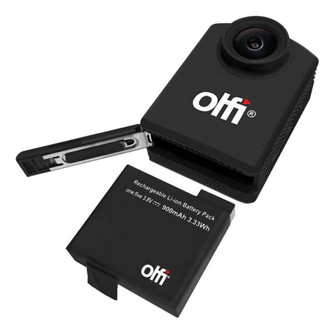 Image of OLFI One.Five Black 4K Action Camera Battery