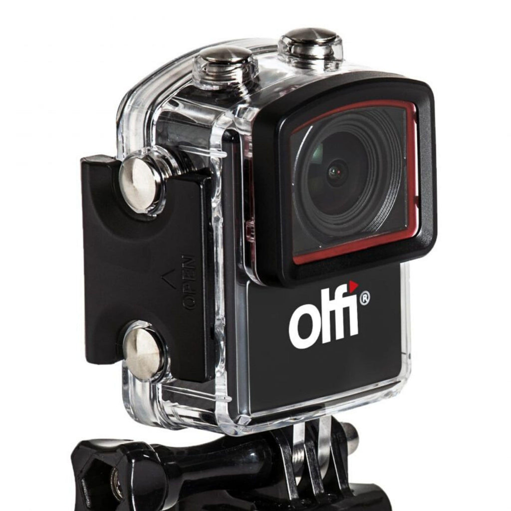 OLFI One.Five Black 4K Action Camera Case