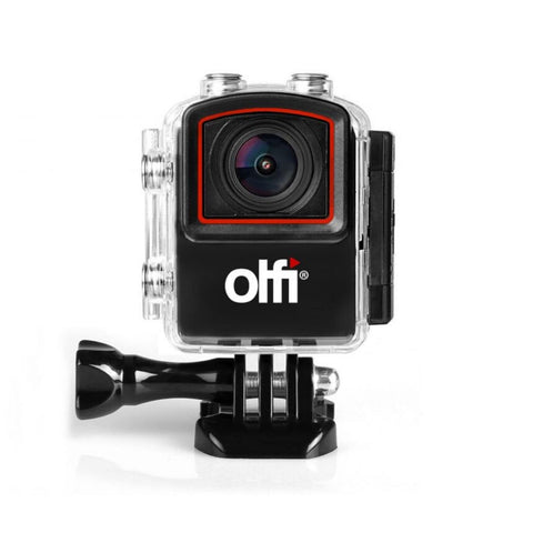 Image of OLFI One.Five Black 4K Action Camera Front