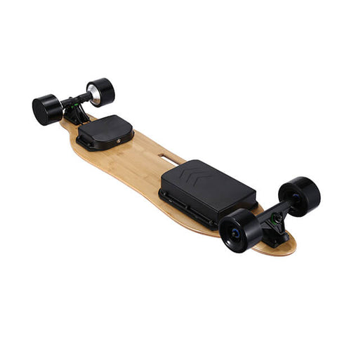 Image of Onlyone O-3 38 Electric Longboard with Wireless Remote Back View