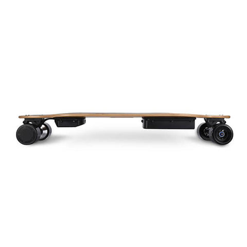 Image of Onlyone O-3 38 Electric Longboard with Wireless Remote Side View