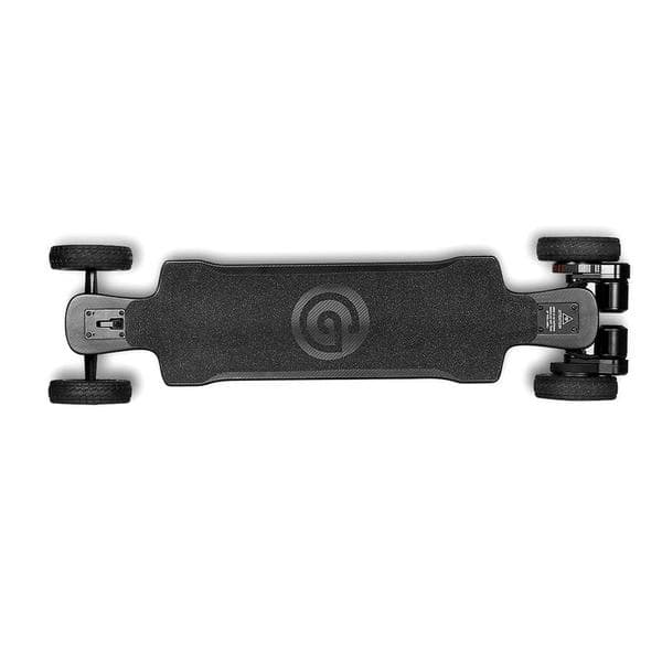 Ownboard Carbon AT Off-Road Electric Longboard Top View