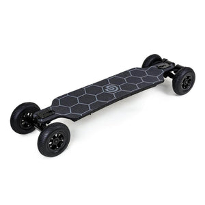 Ownboard Bamboo AT Electric Skateboard 3D view
