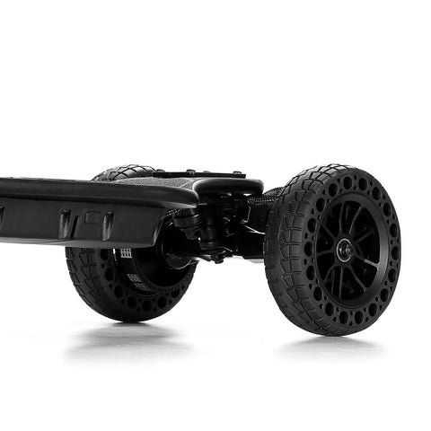 "Image of Ownboard Bamboo AT (39"") wheels side angle"