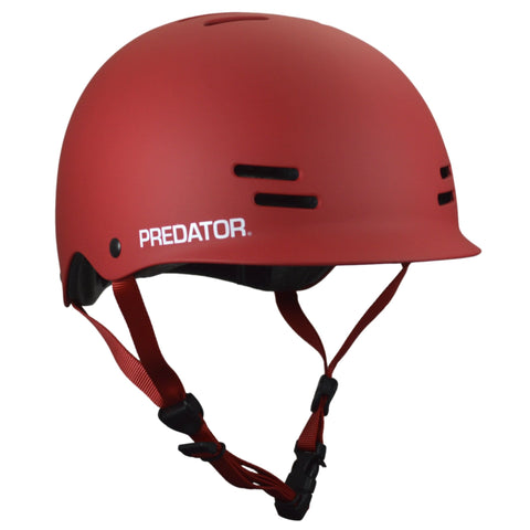 Image of Predator FR7 Helmet Red