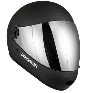 Predator DH6 Full Face Carbon Helmet front view