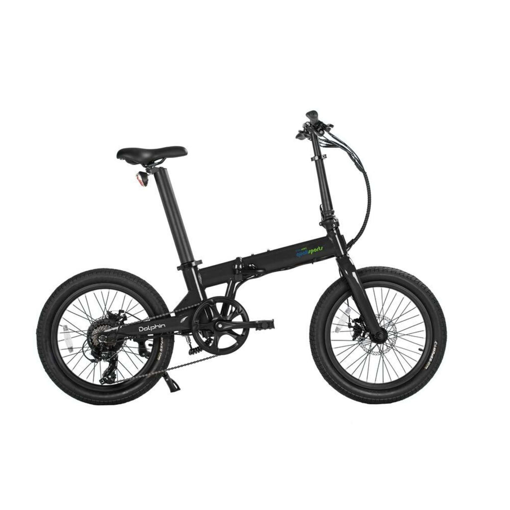 Qualisports Dolphin Electric Bike Side View