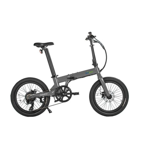 Image of Qualisports Dolphin Electric Bike Side View