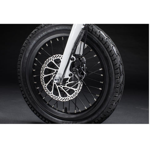 Image of Qualisports Nemo Electric Bike Spokes View