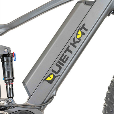 Image of Quietkat Ridgerunner Electric Bike venter suspension