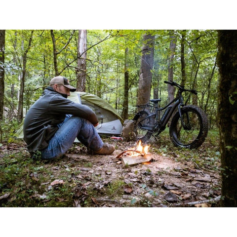 Image of Rambo Pursuit Electric Bike camping