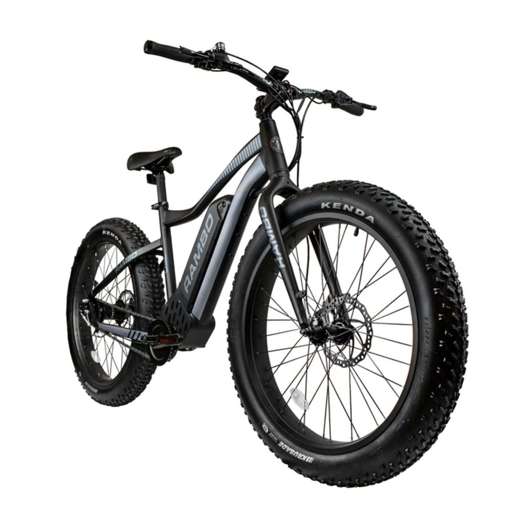 Rambo Pursuit Electric Bike front angle