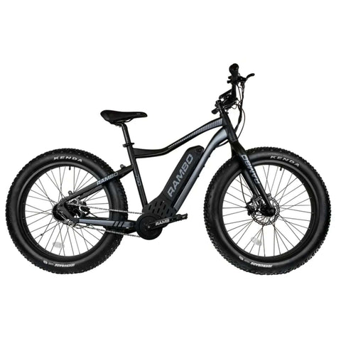 Image of Rambo Pursuit Electric Bike side view