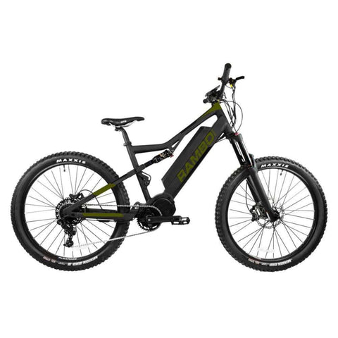 Image of Rambo Rampage Electric Bike side view