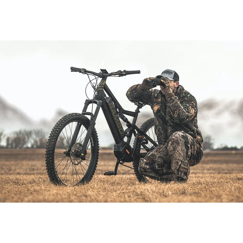 Image of Rambo Rampage Electric Bike field