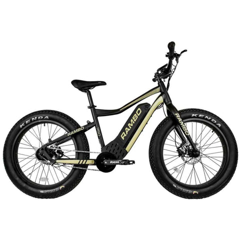 Image of Rambo Open Box Ryder Electric Bike side