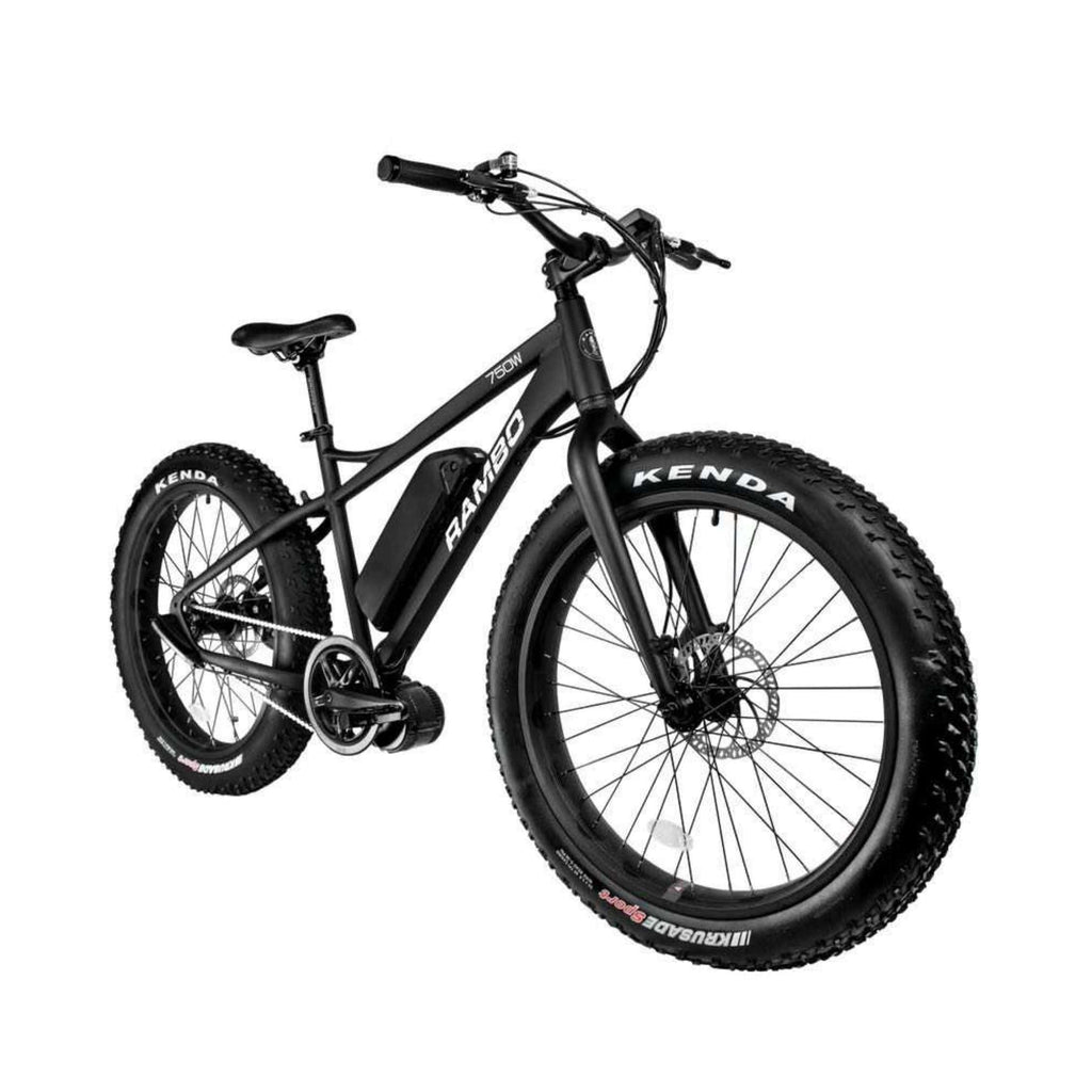 Rambo Savage Electric Bike front