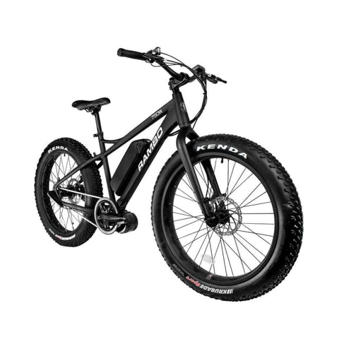 Image of Rambo Savage Electric Bike front