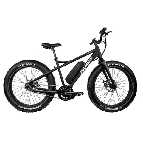 Image of Rambo Savage Electric Bike side