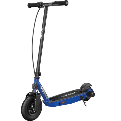 Image of Razor Black Label E100 Electric Scooter Blue