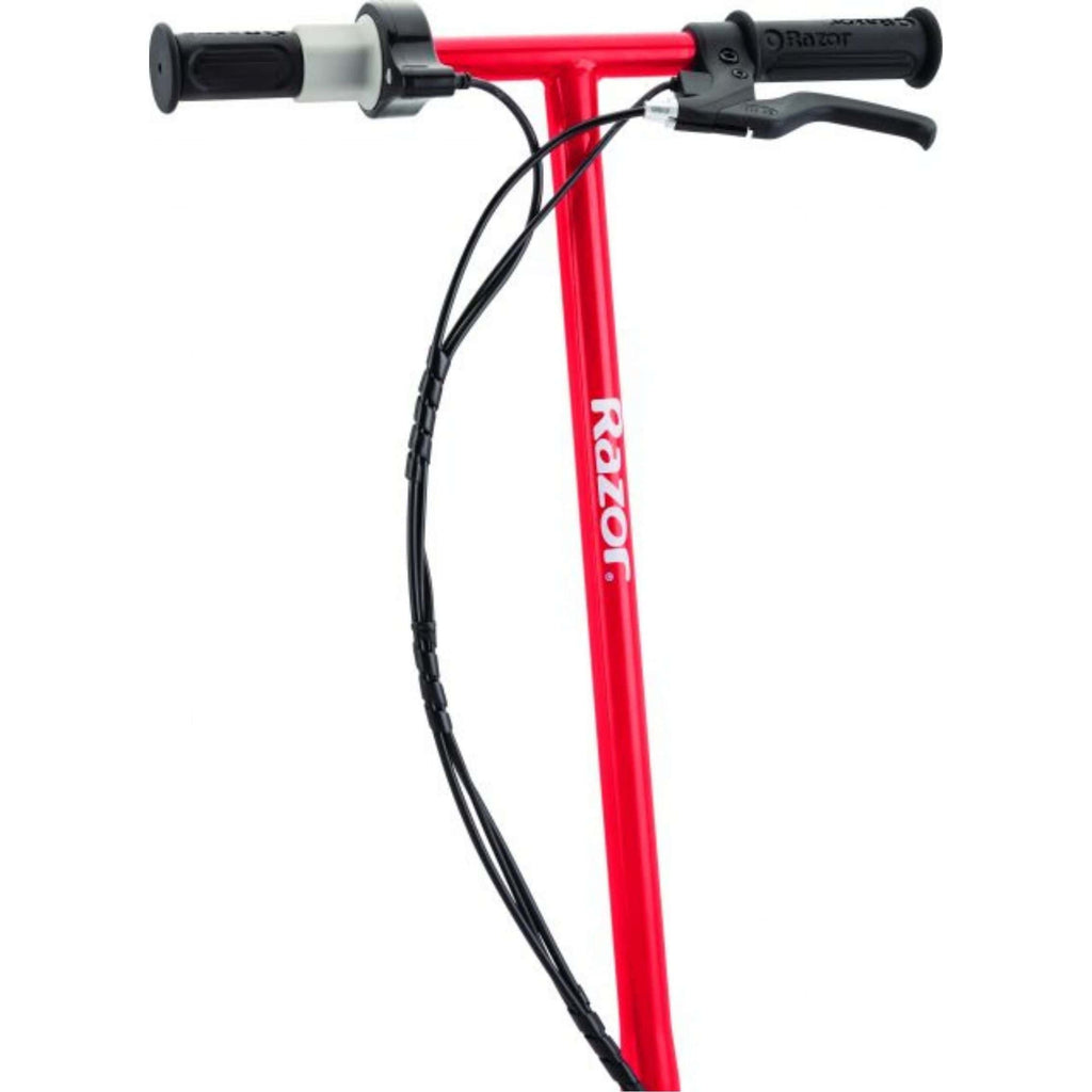 Razor E100 Electric Scooter handle bars