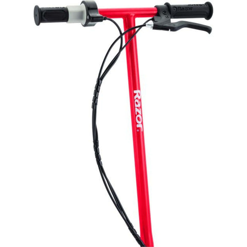 Image of Razor E100 Electric Scooter handle bars