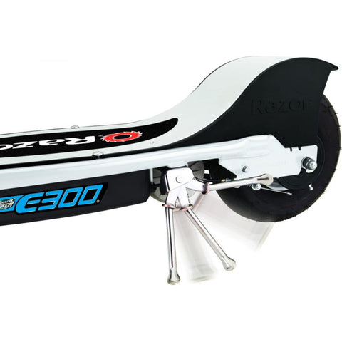 Razor E300 Electric Scooter kickstand