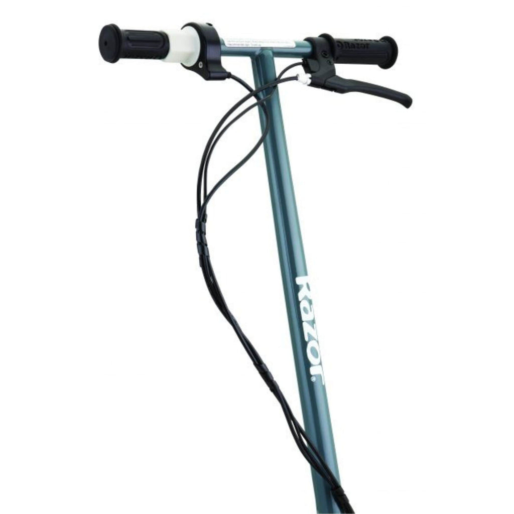 Razor E300S Seated Electric Scooter handle bars