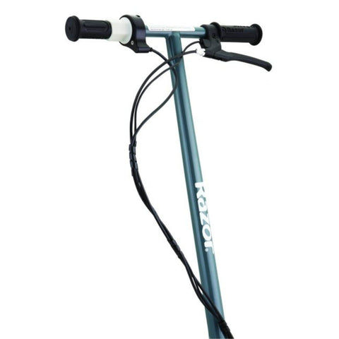 Image of Razor E300S Seated Electric Scooter handle bars