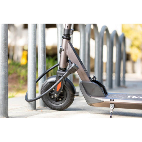 Razor E Prime III Electric Scooter lock