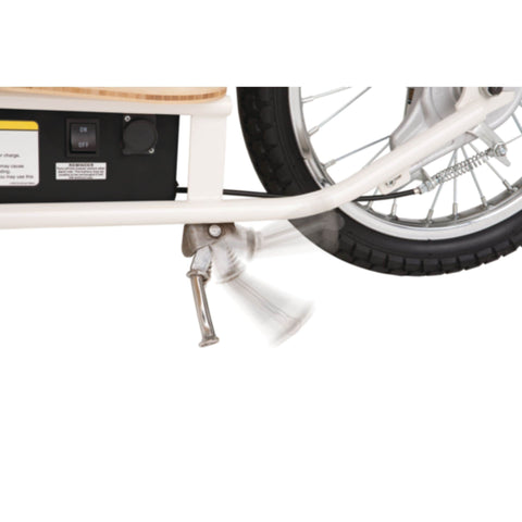 Image of Razor EcoSmart Metro Electric Scooter kickstand