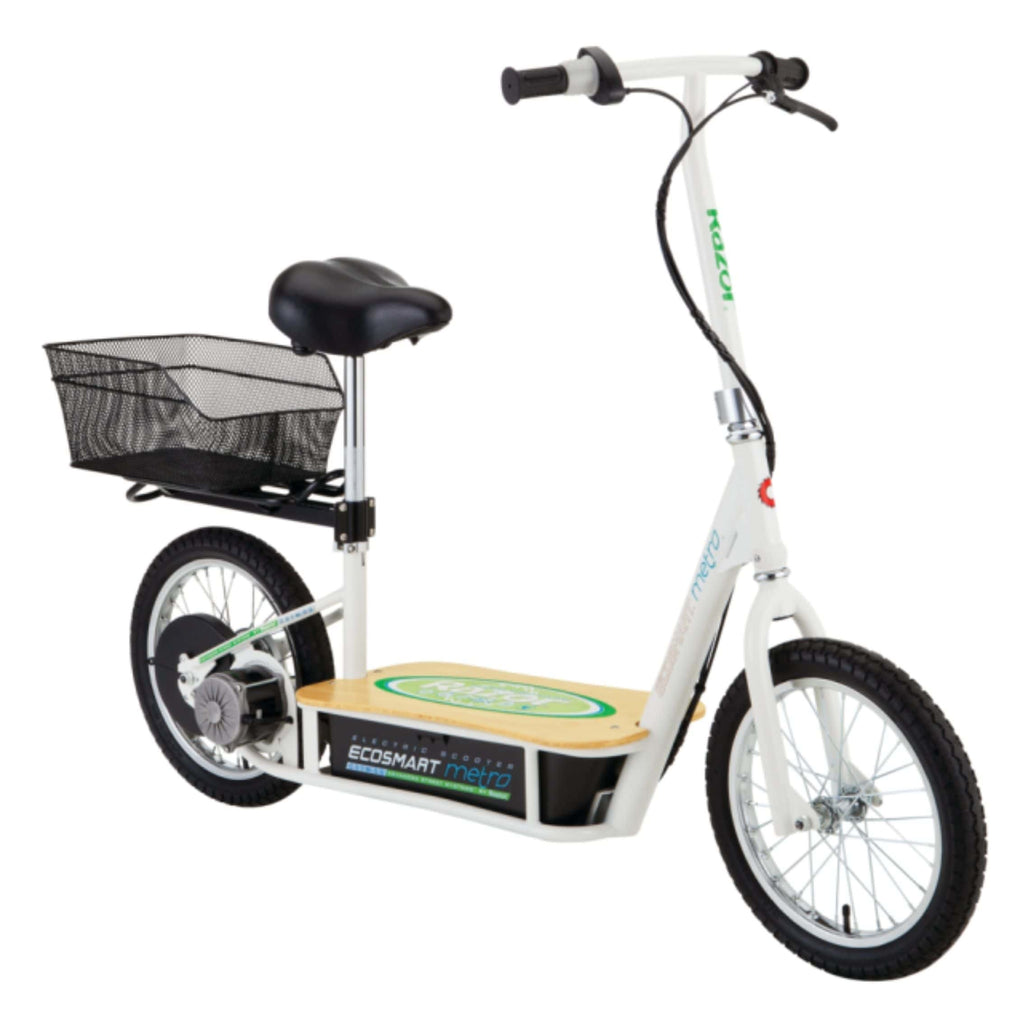 Razor EcoSmart Metro Electric Scooter side view