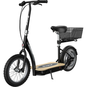 Razor EcoSmart Metro HD Electric Scooter front angled view
