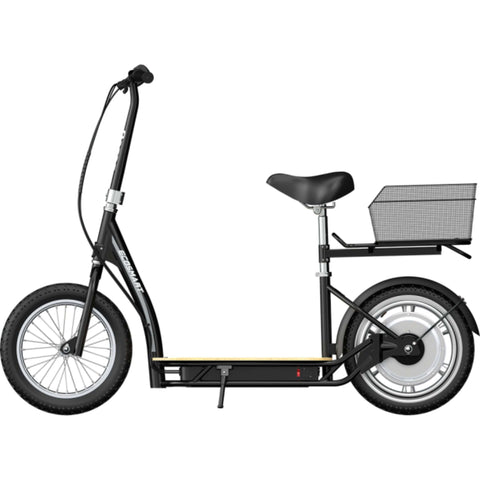 Image of Razor EcoSmart Metro HD Electric Scooter side angle view