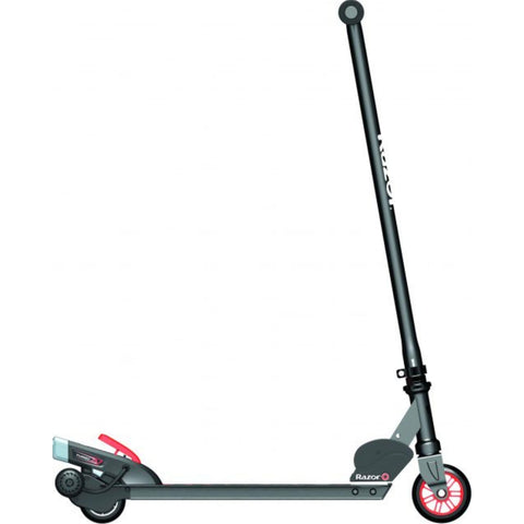 Image of Razor Turbo A Black Label Electric Scooter side view