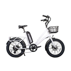 Revi Runabout Electric Bike white side