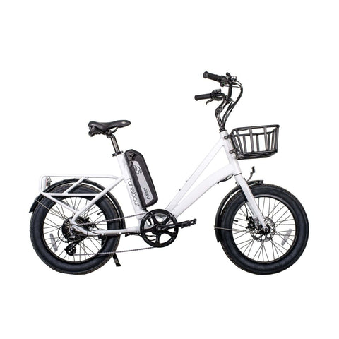 Image of Revi Runabout Electric Bike white side