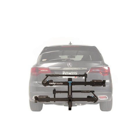 Rocky Mount Monorail Hitch Bike Rack rear view