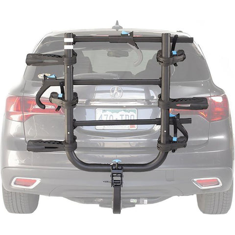Rocky Mount WestSlope 3 Hitch Bike Rack rear view