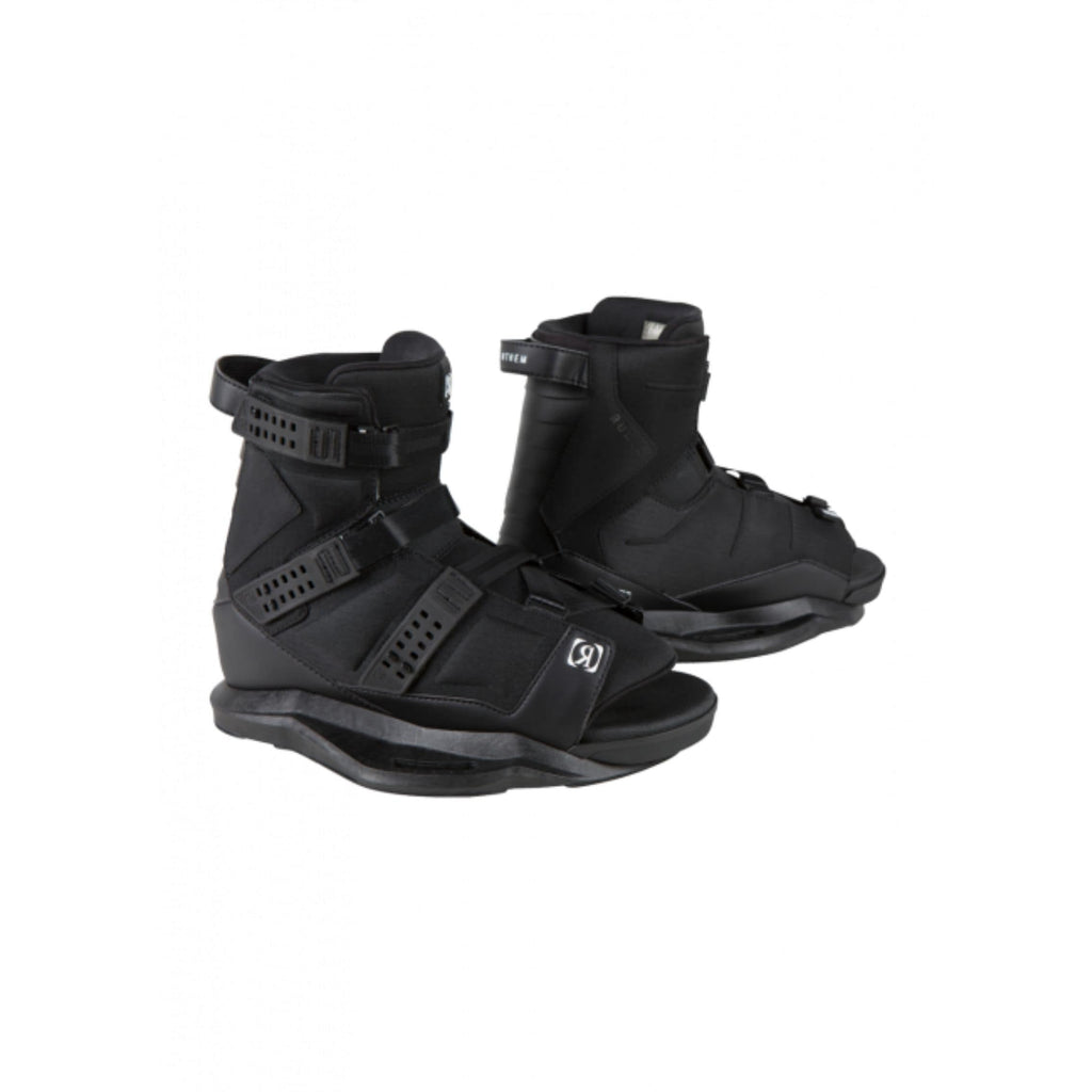 Ronix Anthem Wakeboard Boots both boots