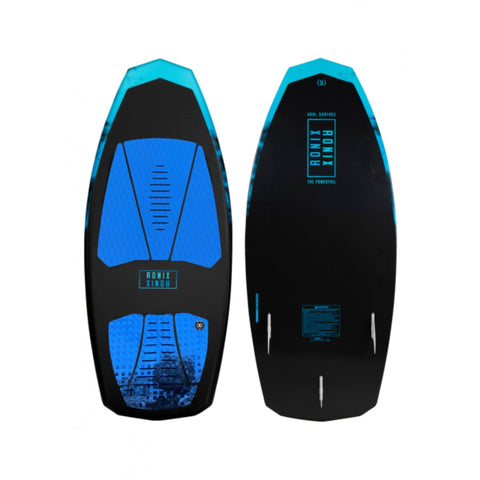 Image of Ronix Koal Surface Powertail + front and rear